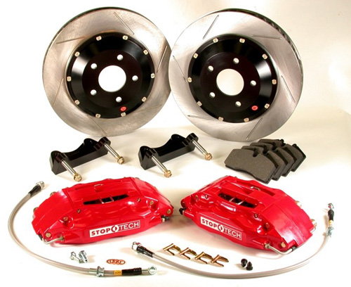 StopTech BBK - 3000GT/Stealth FWD NA '91-99 - ST-40 328x28mm kit
